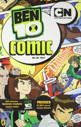 Ben10 Comic - Vol. 3