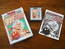BasketBrawl - Atari 7800 Game