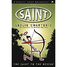 The Saint to the Rescue (Saint 34)
