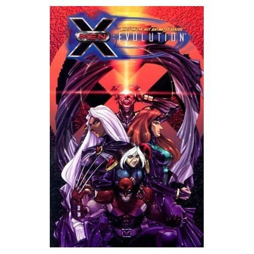 X-Men Evolution Volume 2 Digest