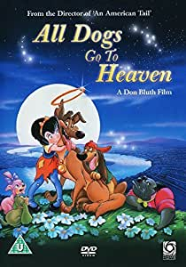 All Dogs Go To Heaven [DVD]