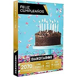 Dakotabox 2018 Feliz cumpleaños - Sinopsis y Precio
