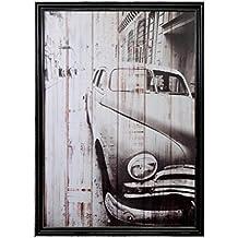 GAD MT-1610 - Cuadro impreso con imagen de coche antiguo