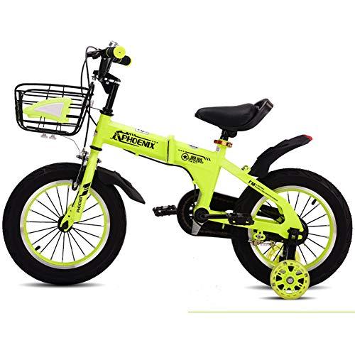 2ba494d80 Bicicletas Plegable niño Silla de Paseo de la Bici-A 18inch