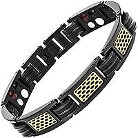 Extra Stark Magnetische 4Element Armband Titan Größe verstellen Werkzeug & inkl. Geschenkbox von Willis Judd preisvergleich bei billige-tabletten.eu