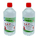 2 x GET Spezial Entkalker AS 1000ml