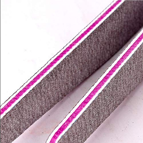 GNYD Damen Nagel Mode 10 stücke Duplex Marke professionelle nagelfeilen für maniküre 240MU emery nail buffer
