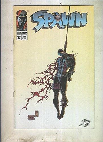 Spawn volumen 1 numero 27