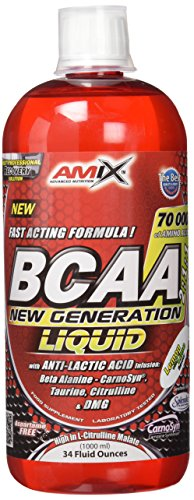 Amix Bcaa New Generation Liquid Aminoácidos - 1000 ml_8594159536265