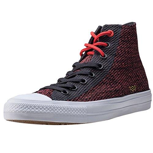 Baskets Converse Man Ctas Ii Hi, Rouge Rouge