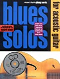Norris Johnny Blues Solos For Acoustic Guitar Gtr Tab Book/Cd
