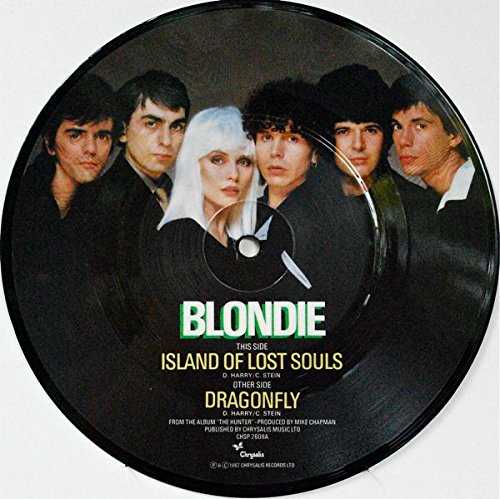 Island of lost souls / Dragonfly (Picture Single) / CHSP 2608 -