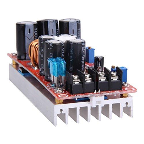 MagiDeal 1200w DC/DC Boost Modul Step up Konverter Netzteil 8-60V/12-83V (Volt 60 Dc-netzteil)