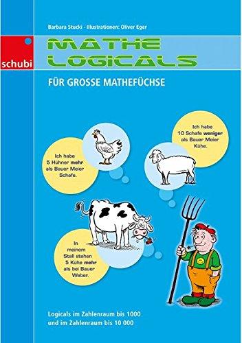 Mathe-Logicals: Für große Mathefüchse: Kopiervorlagen