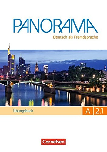 Panorama A2.1 Ejercicios (Incluye CD) por Aa.Vv.