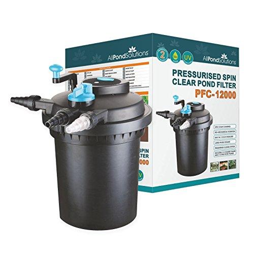 all-pond-solutions-pressurised-koi-fish-pond-filter-uv-steriliser-for-pfc-12000-litre