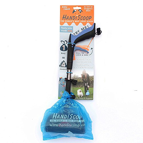 Handiscoop Easy Reach Poop Scoop