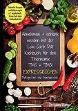 Abnehmen + schlank werden mit der Low Carb Diät....