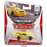 Disney Cars Cast 1:55 - Coche y Vehículos Modelos de 2013 a Elegir - Fiber Fuel No.56