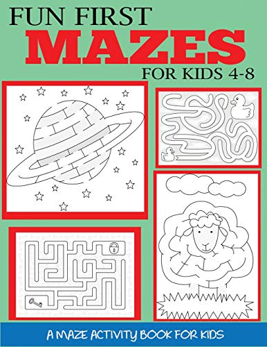 Fun First Mazes...