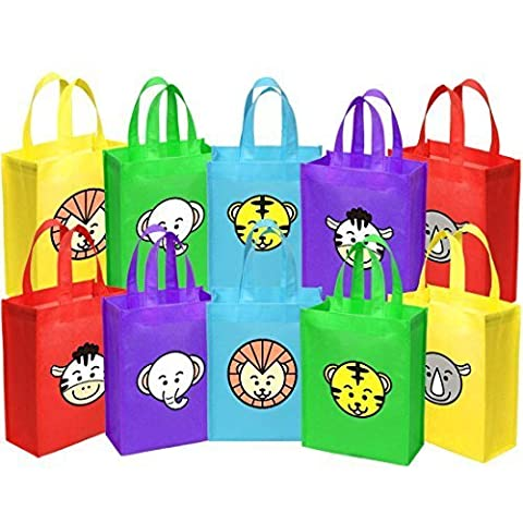Ava & Kings 10 pack Reusable Party Favor Kids Goodie