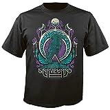 Graveyard - Peace - Bird - T-Shirt Größe M