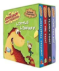 The Dinosaur That Pooped Little Library by Tom Fletcher (2016-10-06)