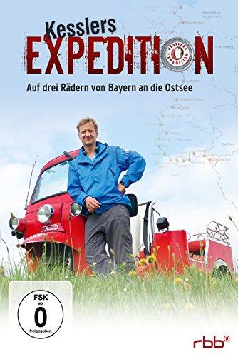 Staffel 10: Auf drei Rädern von Bayern an die Ostsee (2 DVDs)