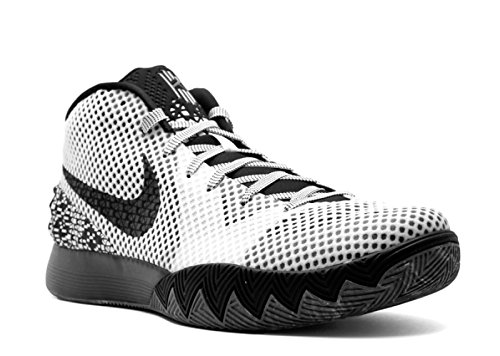 Nike Kyrie 1 BHM-Basketball-Schuhe 9,5 D (M) US Weiß, Schwarz, Grau