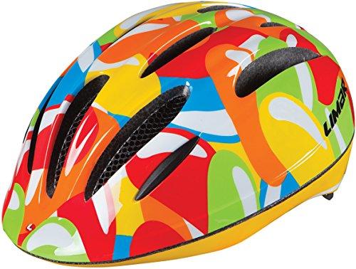 Limar Kinder Fahrradhelm 242 Radhelm Jellybeans, 46-51 cm