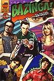 The Big Bang Theory Comic Bazinga Maxi Poster, mehrfarbig