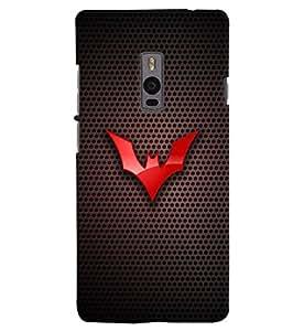 Citydreamz Batman Hard Polycarbonate Designer Back Case Cover For OnePlus 2