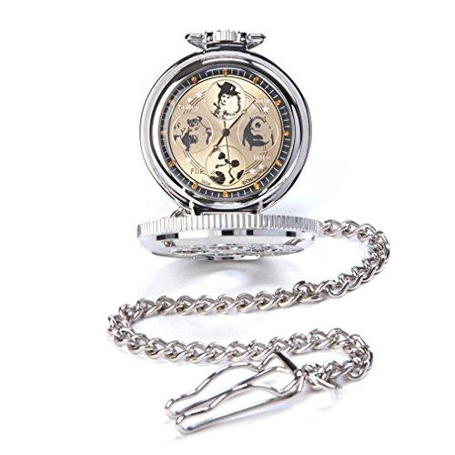 disney-pixar-gold-rhinestone-characters-pocket-watch