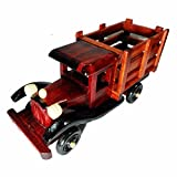 #1: Onlineshoppee Wooden Toy Truck