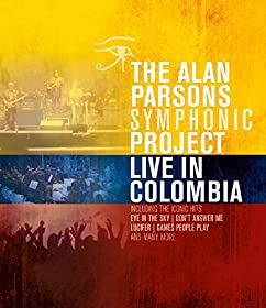 Alan Parsons Symphonic Project - Live in Colombia [Blu-ray]