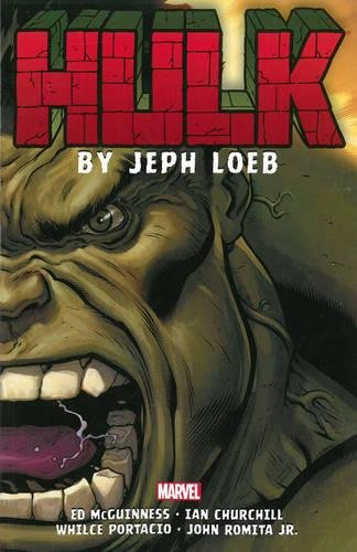 Hulk: Hulk By Jeph Loeb: The Complete Collection Volume 2 Complete Collection Volume 2