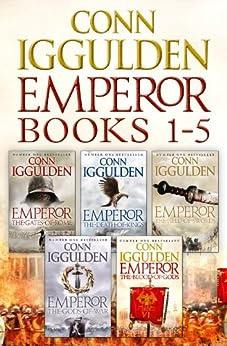 The Emperor Series Books 1-5 von [Iggulden, Conn]