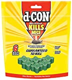 #5: D-Con Corner Bait Station with 6 Refills