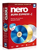 Nero Burn Express 4 Bild