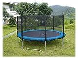 Terena Gartentrampolin 305 cm mit Netz Sicherheitsnetz - 2