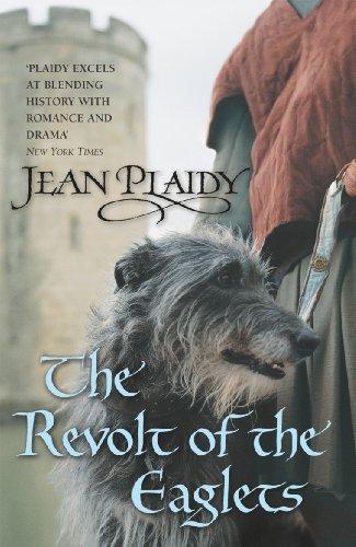 The Revolt of the Eaglets: (Plantagenet Saga) (English Edition)