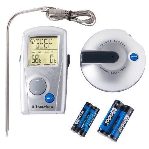 Zoom IMG-1 ultranatura termometro per bbq
