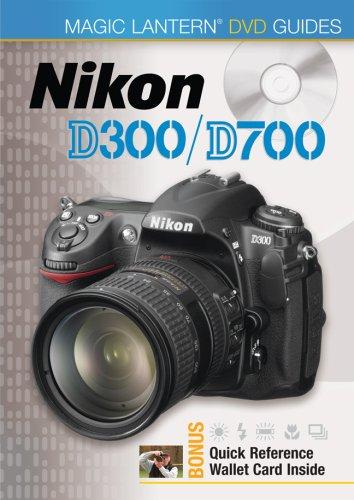 Nikon D300/D700 (Magic Lantern DVD Guides) Nikon Dvd