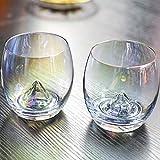 Tasse tasse en céramique , Signification épaissie multicolore sans plomb cristal...