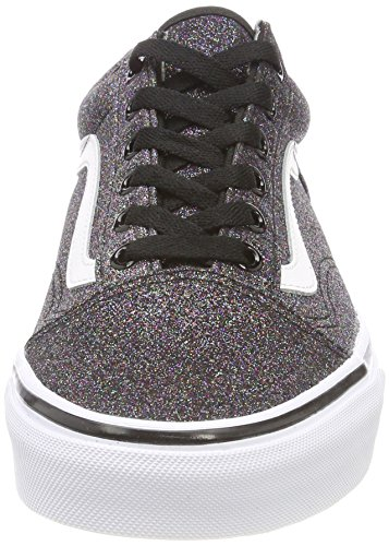 vans damen old skool glitter