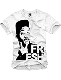 E1SYNDICATE T-SHIRT FRESH PRINCE OF BEL AIR SWAG WILL SMITH DOPE 23 S-XL