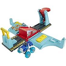Blaze y los Monster Machines Pista acrobática, multicolor (Mattel FHV41)