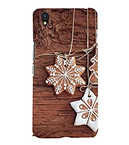 Chocolate 3D Hard Polycarbonate Designer Back Case Cover for OnePlus X :: One Plus X :: One+X