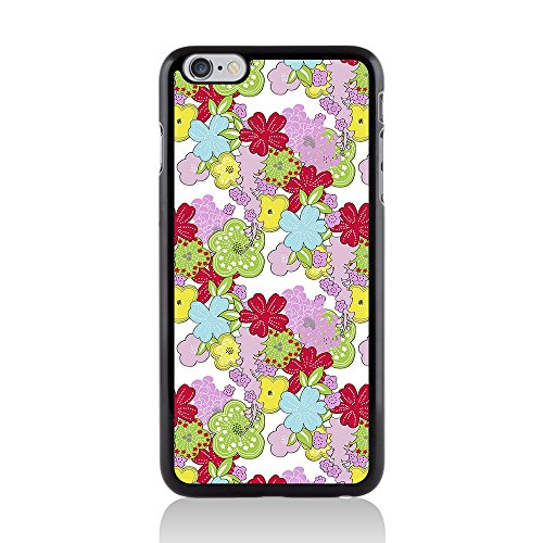 Apple iPhone 6Plus/6S Plus Schutzhülle Hartschale Back Cover By Call Candy Blooming