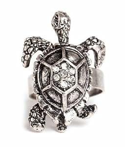 Createawitty inc. Fine Tortoise Ring
